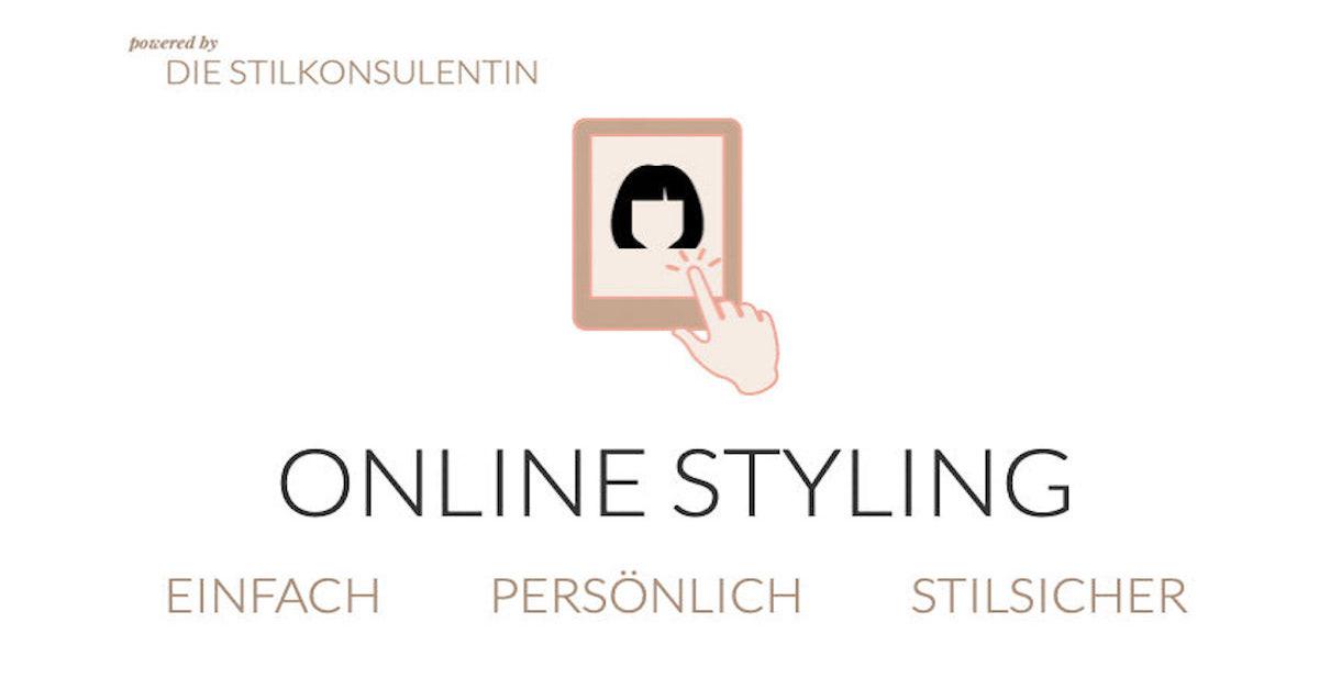 Online Styling by Stilkonsulentin